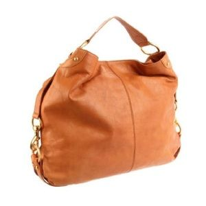 Rebecca Minkoff Cognac Nikki Bag