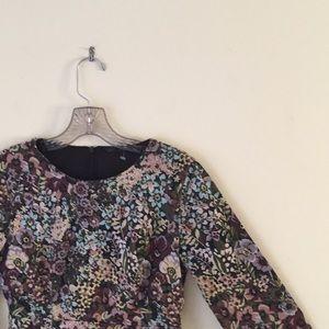 Like New Zara Tapestry Mini Dress