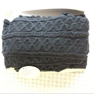 Chunky cable knit tights
