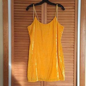 Zara sunshine dress