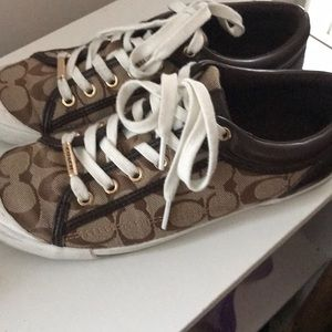 Coach Sneakers EUC
