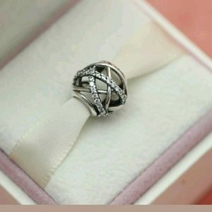 Jewelry - Pandora Sterling Silver Galaxy Charm