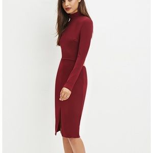 Forever 21 Bodycon dress with Back Cut-Out