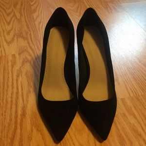 Pointy Pump Heels