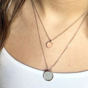 NWO tags New York & Company Layered Necklace