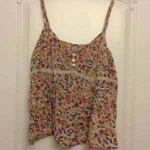 Tank top from Urban Outfitters!