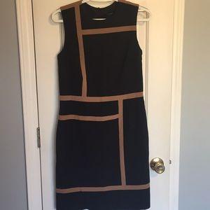 Ann Taylor Career Shift Dress