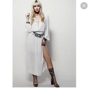 Free People Maxi Midi Dress