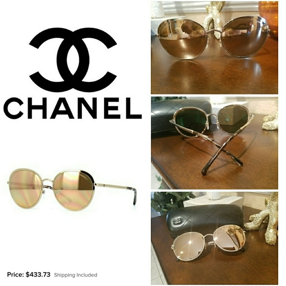 83bf7436a CHANEL Accessories | Reduced Sunglasses | Poshmark