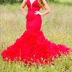 7a1ff304826 Sherri Hill Dresses - Sherri Hill style 50487