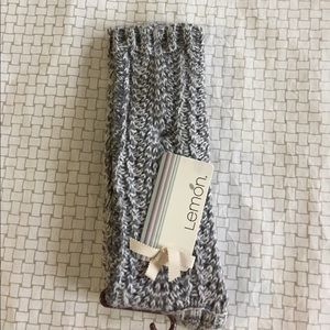 Thick long socks - super soft and cute!!