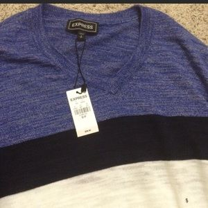 Mens express light sweater brandnew with tag