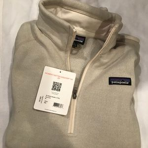 NWT Patagonia Better Sweater sz M
