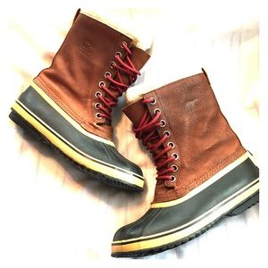 Sorel 1964 Insulated Premium Leather Boots