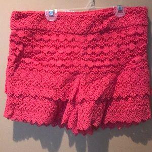 loft shorts!