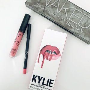 NWT Kylie High Maintenance LipKit