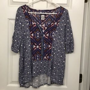 Anthropologie Akemi+Kin top