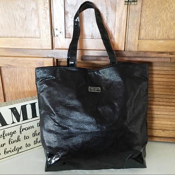 66dff59648 Jimmy Choo Handbags - Jimmy Choo Perfume Tote