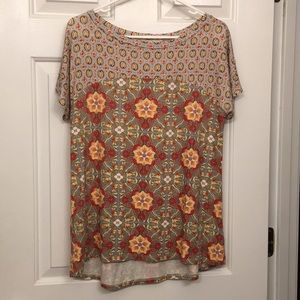 Anthropologie Weston wear top