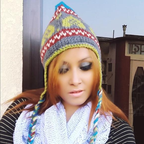 da088b66cd2 🎁🎉Handmade Winter Hat Wool Hat holiday guft👒