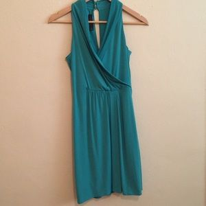Limited green dress