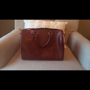 Authentic Louis Vuitton Speedy 35 epi