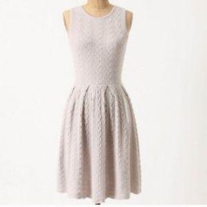 Anthropologie sweater dress/jumper