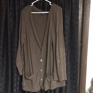 American Eagle Brown Sweater Size XL
