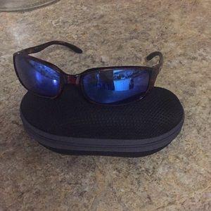 Costa sunglasses with case