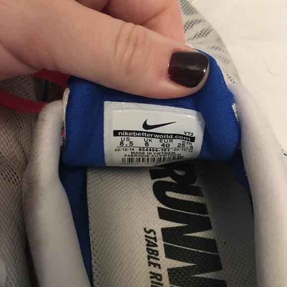 Nike Lunarglide 6 Kvinners Svart Og Hvit Rutete Bukser AV9jmbTNyK