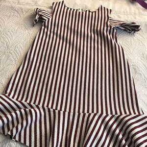 Zara little girl dress