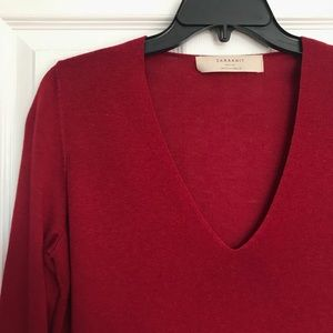 ZARA Knit High Low Sweater Size Larger