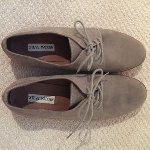 Steve Madden Oxford flat shoes