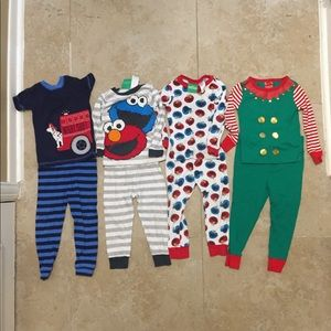 Other - 4 sets of 3T pajamas
