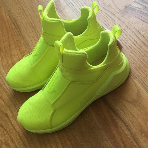 1e5695f514 Puma Shoes   Kylie Jenner Fierce Sneaker   Poshmark