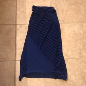 Size small maxi skirt