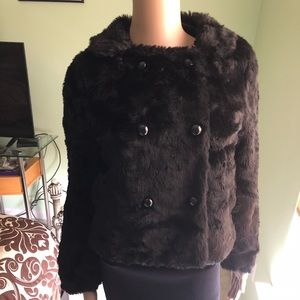 American Eagle Outfitters Faux fur Jacket