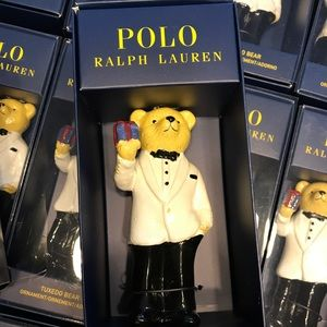 Polo Ralph Lauren Christmas Tree Ornament