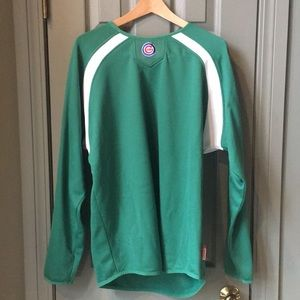 Vintage Chicago Cubs St Patrick's Day Pullover