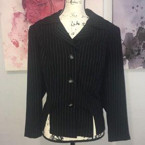 Pinstripe jacket 18WP