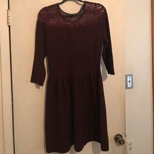 Jessica Simpson Winter Dress