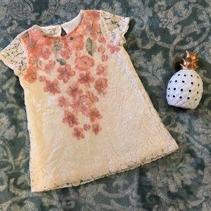 NWT Zara baby girl dress