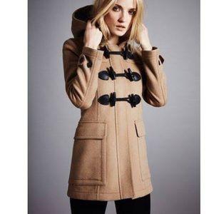 Burberry Blackwell duffle coat