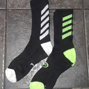 Add to your bundle! Boys large Champion socks