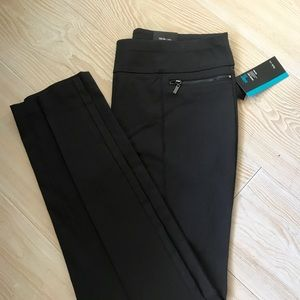 Style and Co. stretchy straight leg pants NWT