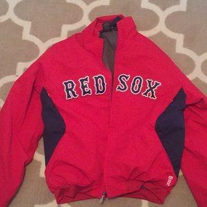 Red Sox Bomber Jacket