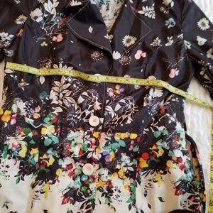 Desigual Primavera  spring coat