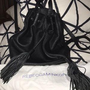 Rebecca Minkoff Pebble Leather backpack