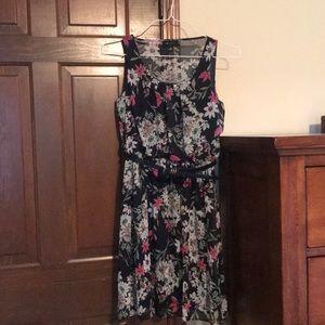 AB Studios Women's Floral Dress