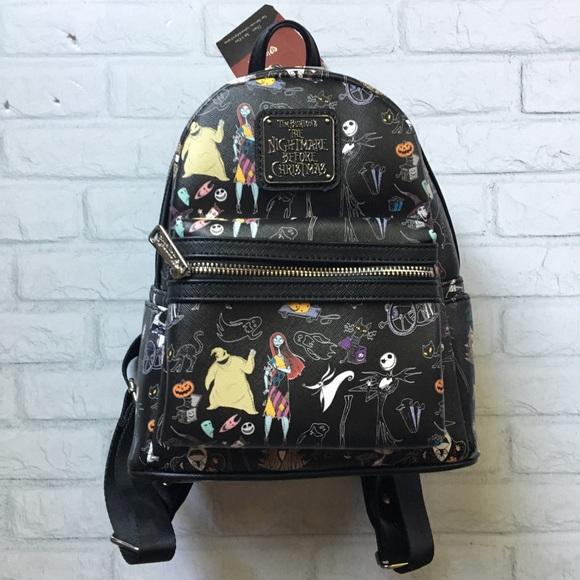 c1ba6beffc8 Disney nightmare before Christmas mini backpack